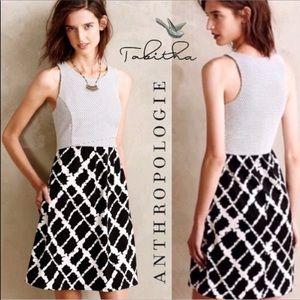 Tabitha Anthropologie Aleida dress size 10